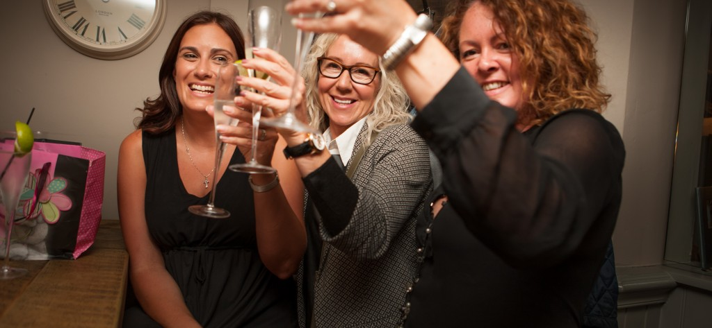 Champagne Thursdays
