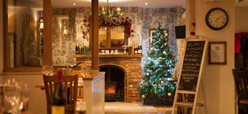 The Exchequer at Christmas