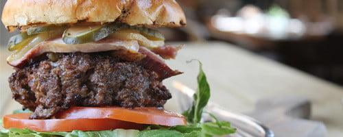 Build-a-Burger Night Menu