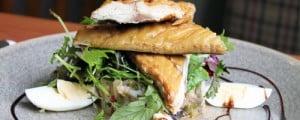 The Exchequer Gluten Free Menu